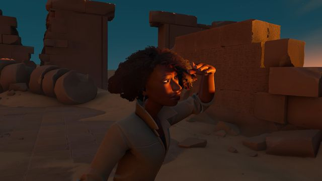 <em>In the Valley of Gods</em> is coming in 2019