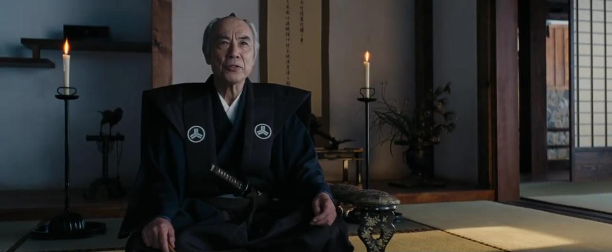Ogata plays Inquisitor Inoue Masashiga in Silence