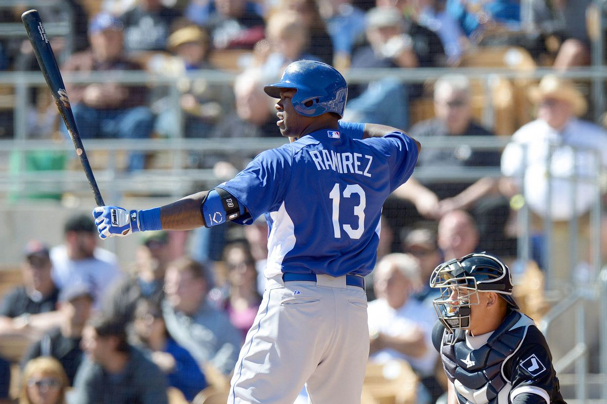 Hanley had 3 plate appearances in his first rehab game and played shortstop for the Quakes