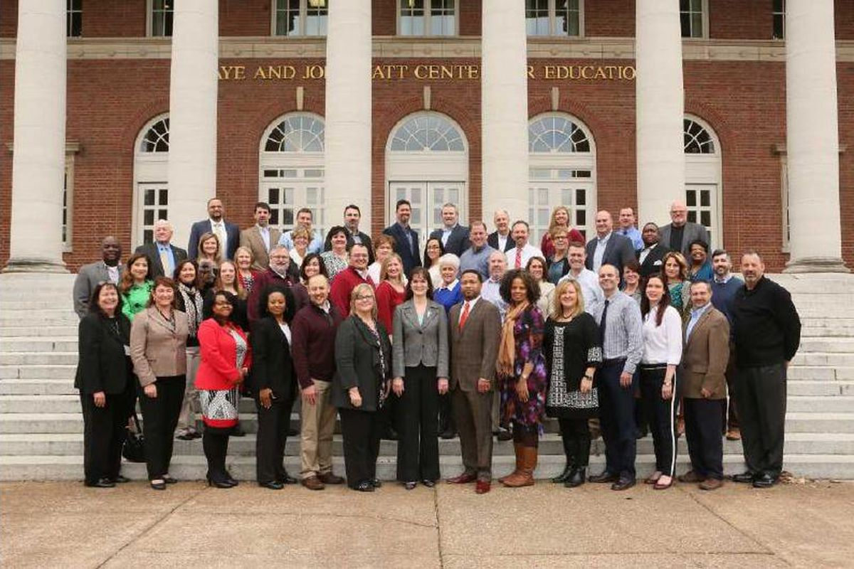 The first class of the Governor's Academy for School Leadership convened with their mentors in February at Vanderbilt University's Peabody College of Education. The academy's second class was announced this week.