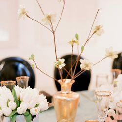 Another pretty place setting by the White Label gals