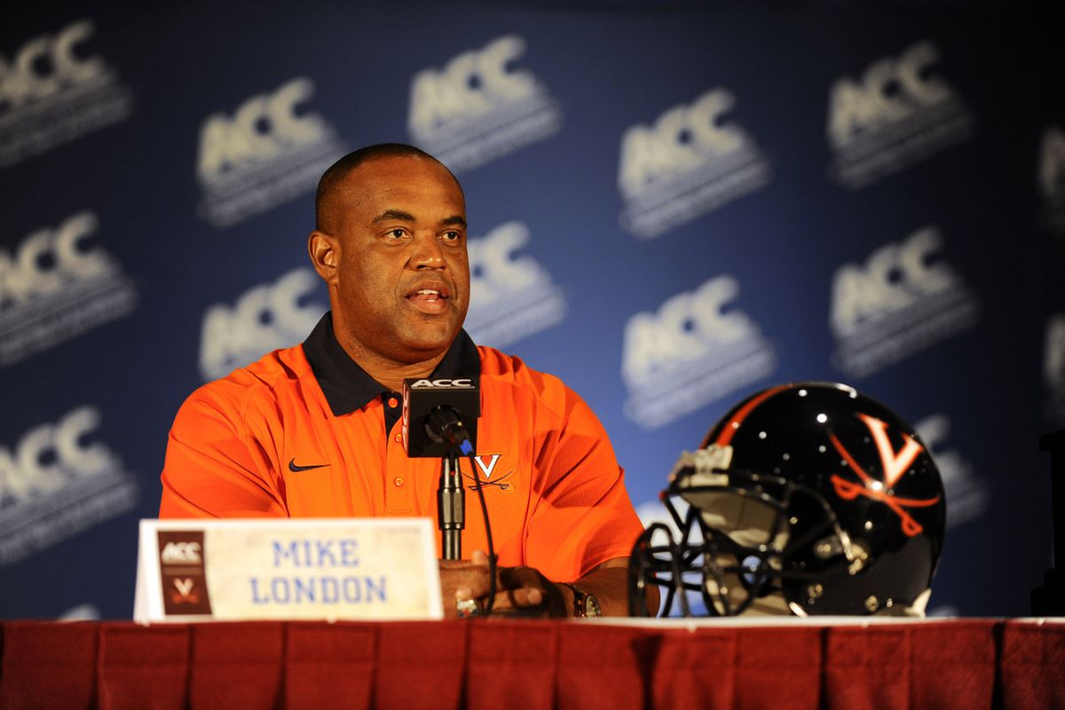 Mike London signed 22 players for Virginia's 2013 class