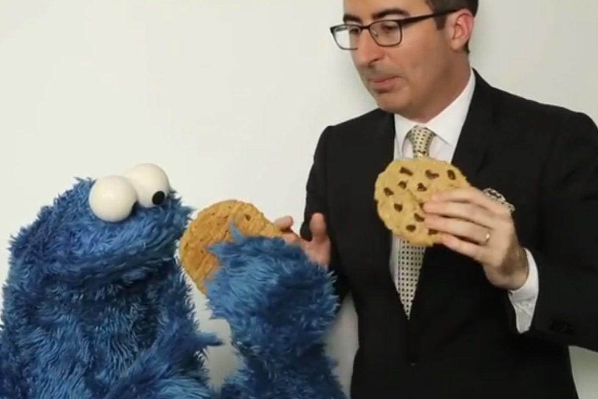 Biscuit Monster.