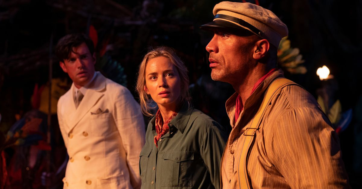 Jungle Cruise Review: desperately wants to be The Mummy