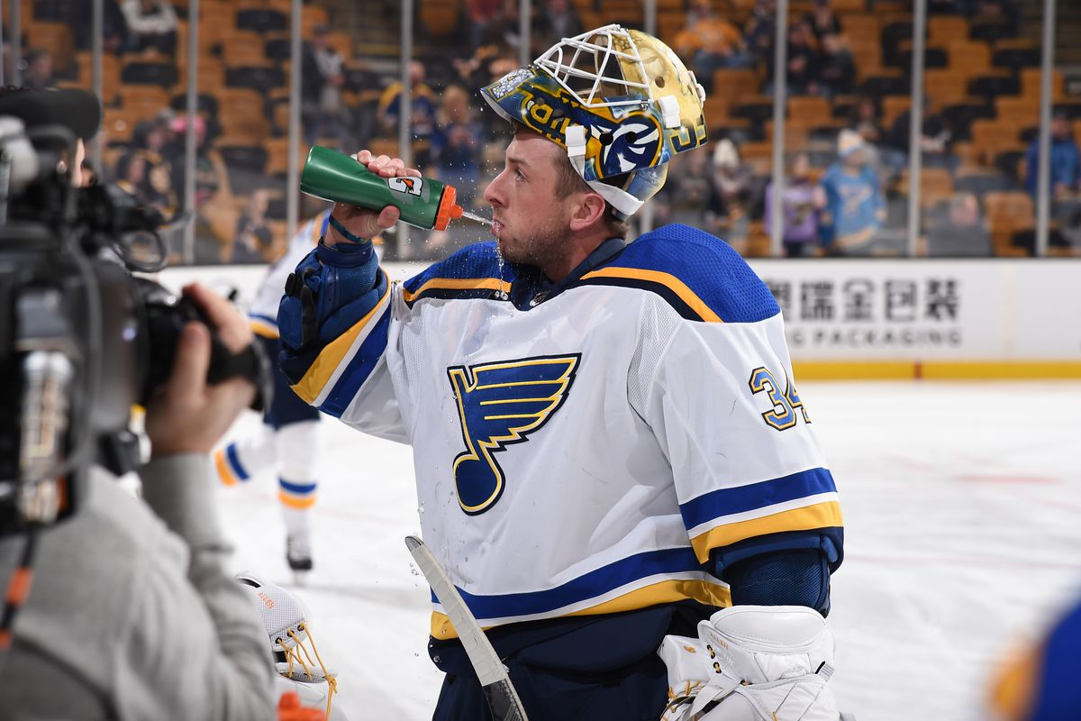 What Is Goalie Interference Anyway St Louis Game Time