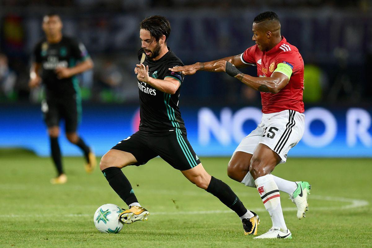 10e054719 Real Madrid vs. Manchester United  Final score 2-1