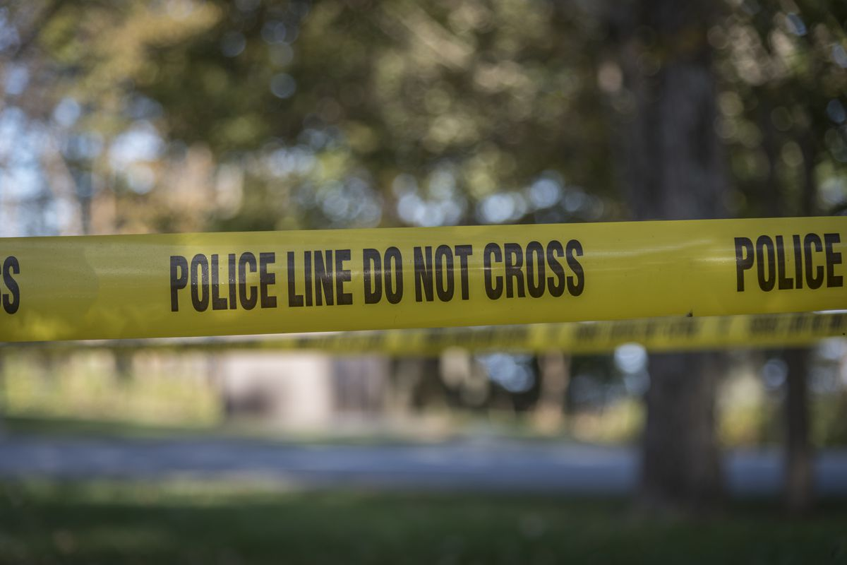 The man lost control of his motorcycle and struck a wall on Lower Waker Drive, police said.