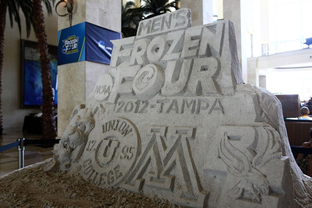 2014 NCAA Frozen Four: Schedule, TV Listings For Minnesota