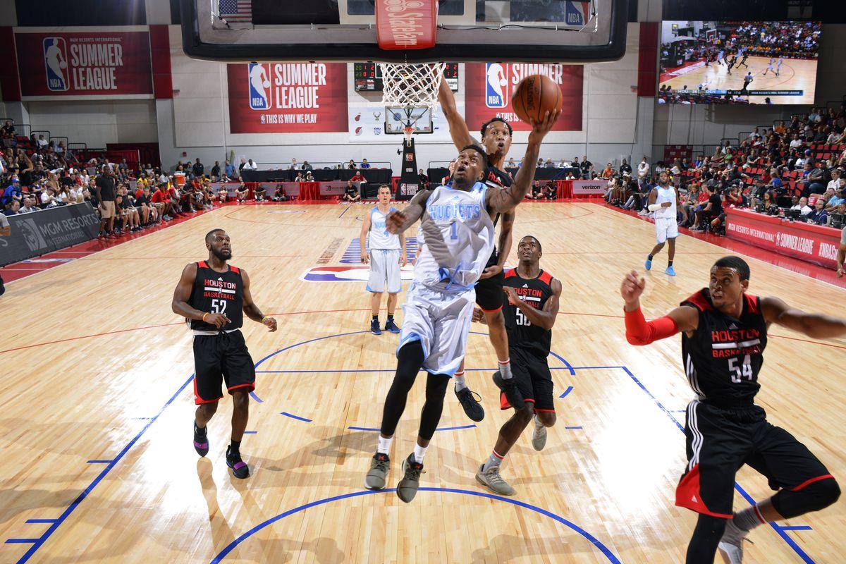 2017 Las Vegas Summer League - Houston Rockets v Denver Nuggets