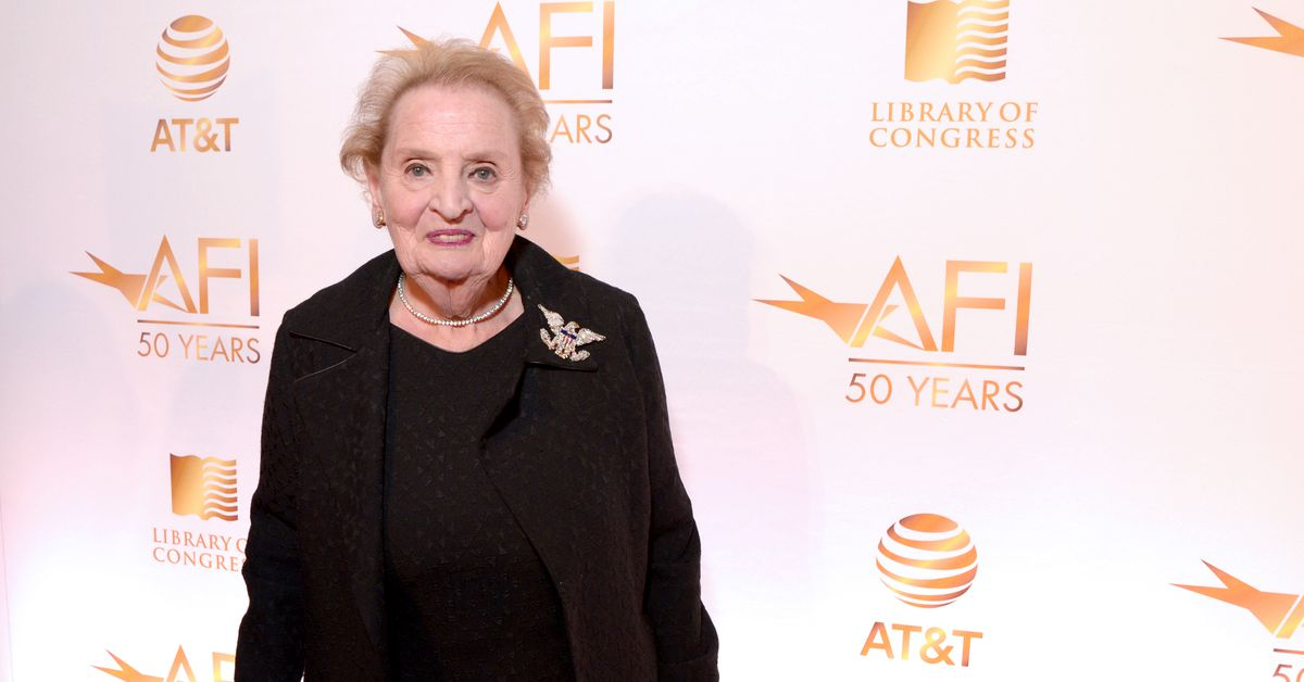 Madeleine Albright on Fighting Fascism (Live)