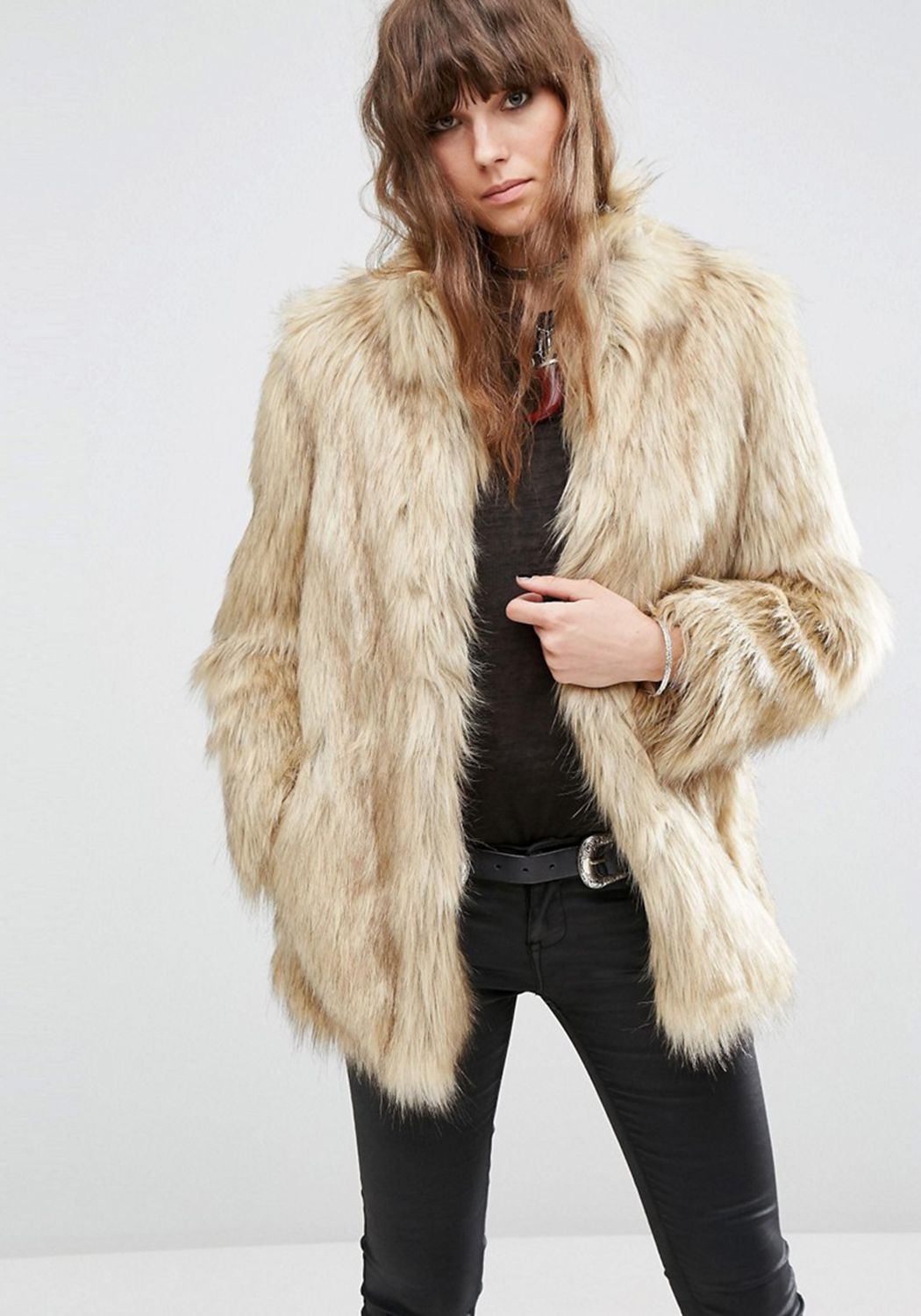 Where To Shop For Really Good Faux Fur Coats Racked