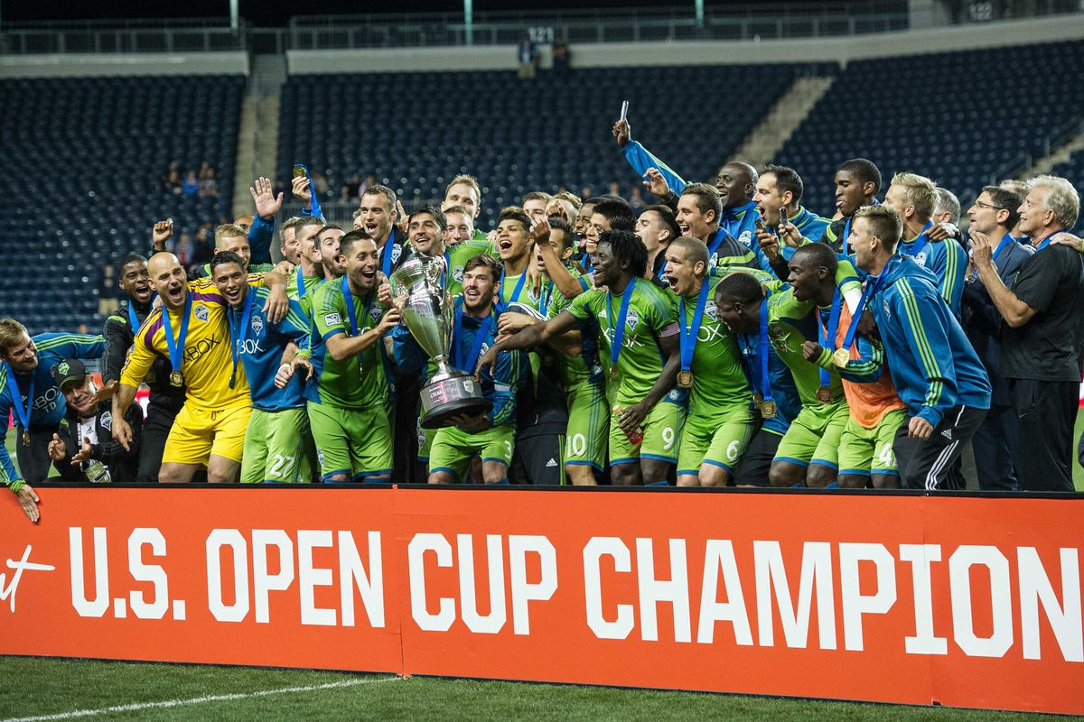 Damn it feels good to be a Sounder