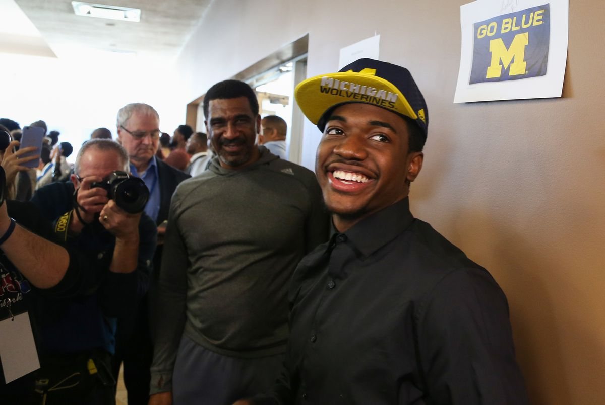 High School Football: National Signing Day-Detroit Signees