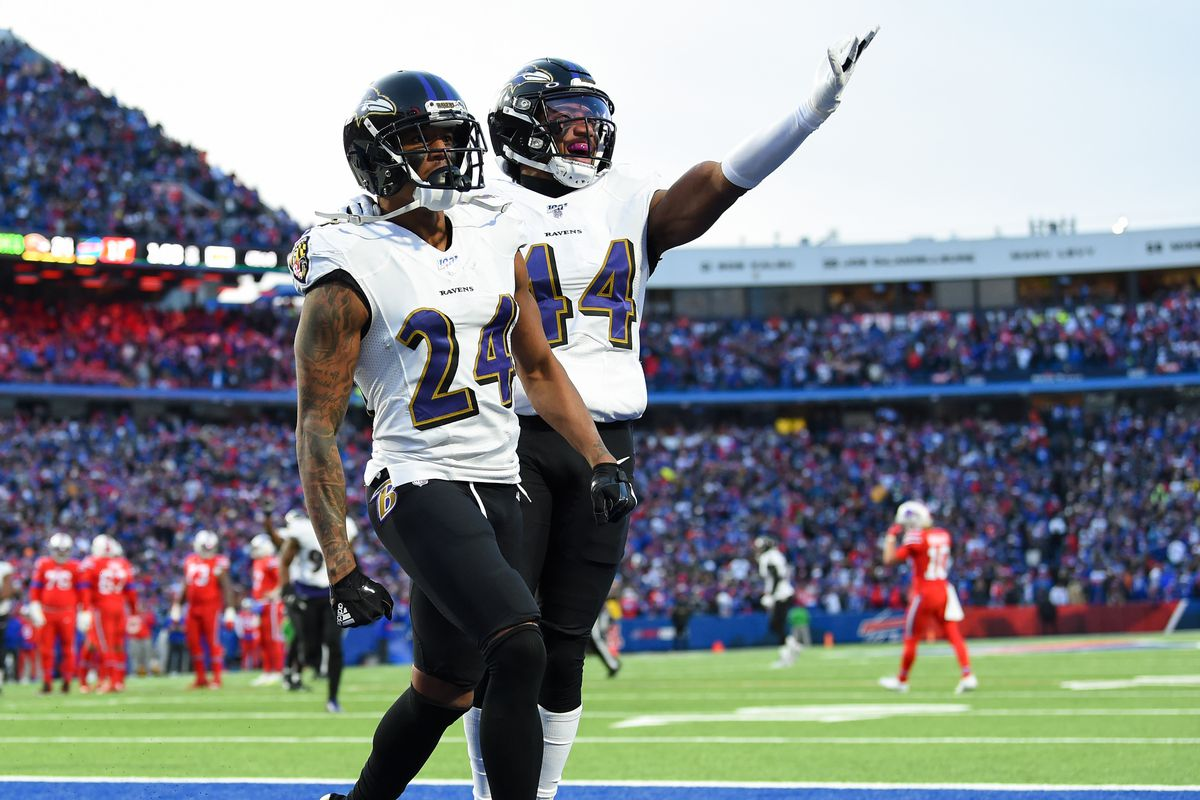 NFL: Baltimore Ravens at Buffalo Bills