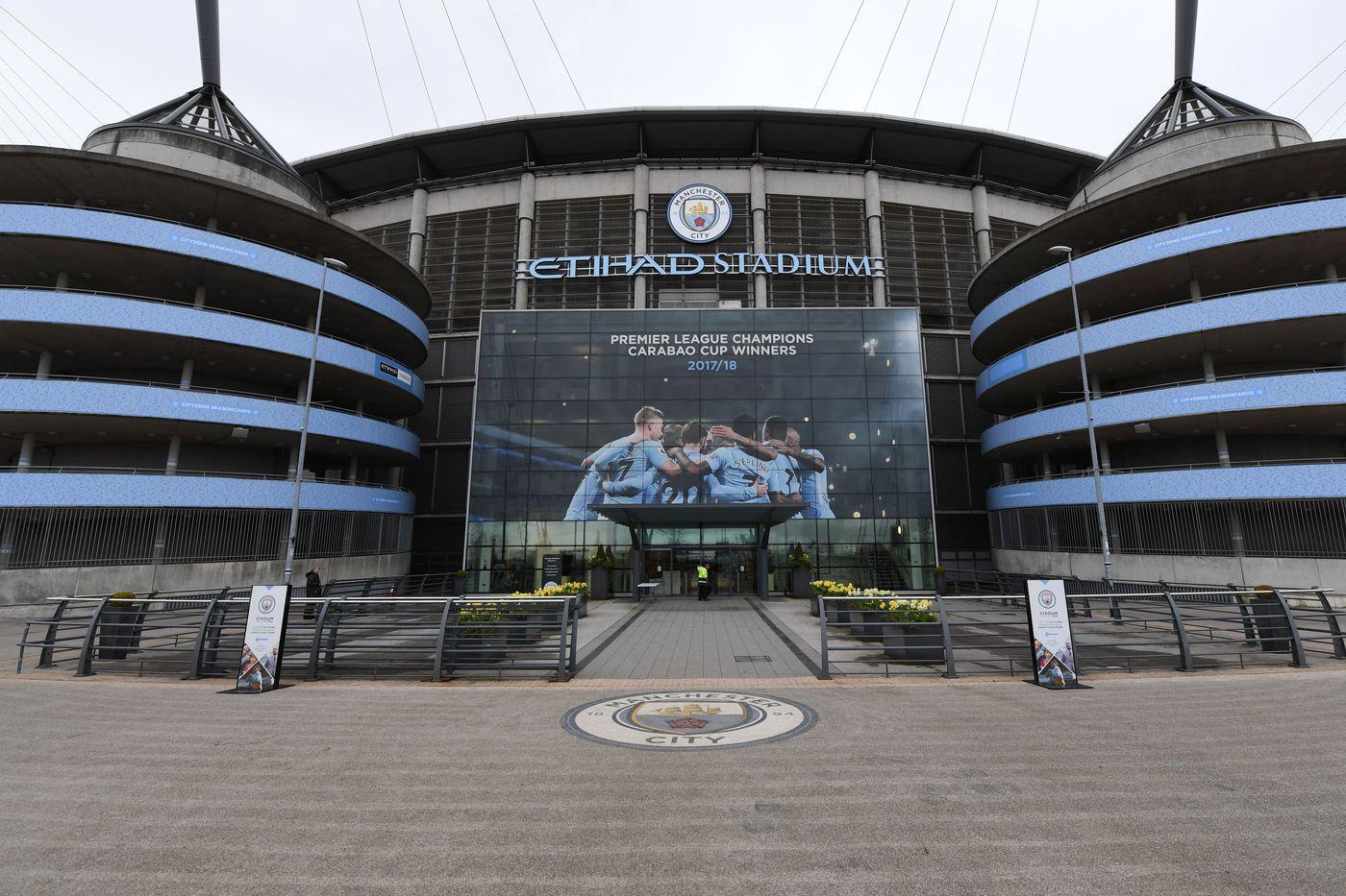 Manchester City Legends Vs Premier League All Stars Team