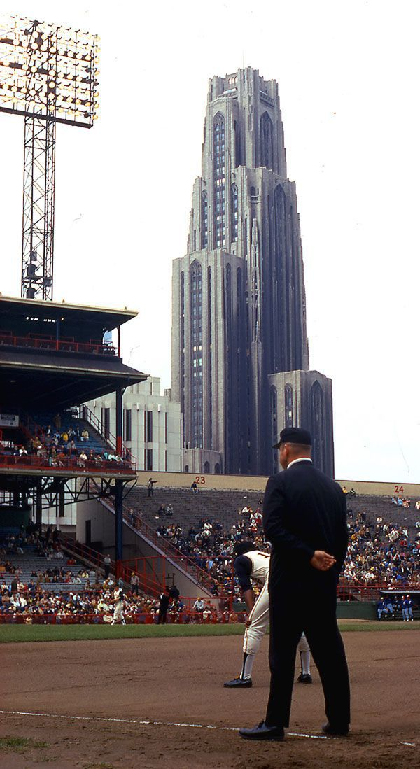 An Ode to Forbes Field: Part One - Bucs Dugout