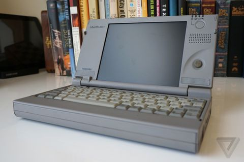 Status Symbols: Toshiba Libretto - The Verge