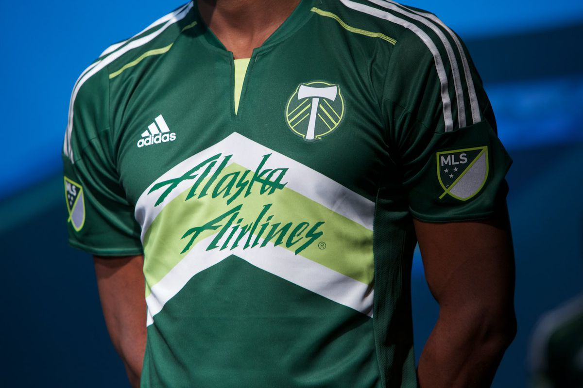 promo code 045a9 0c90f The New Portland Timbers Kits Have Arrived - Stumptown Footy