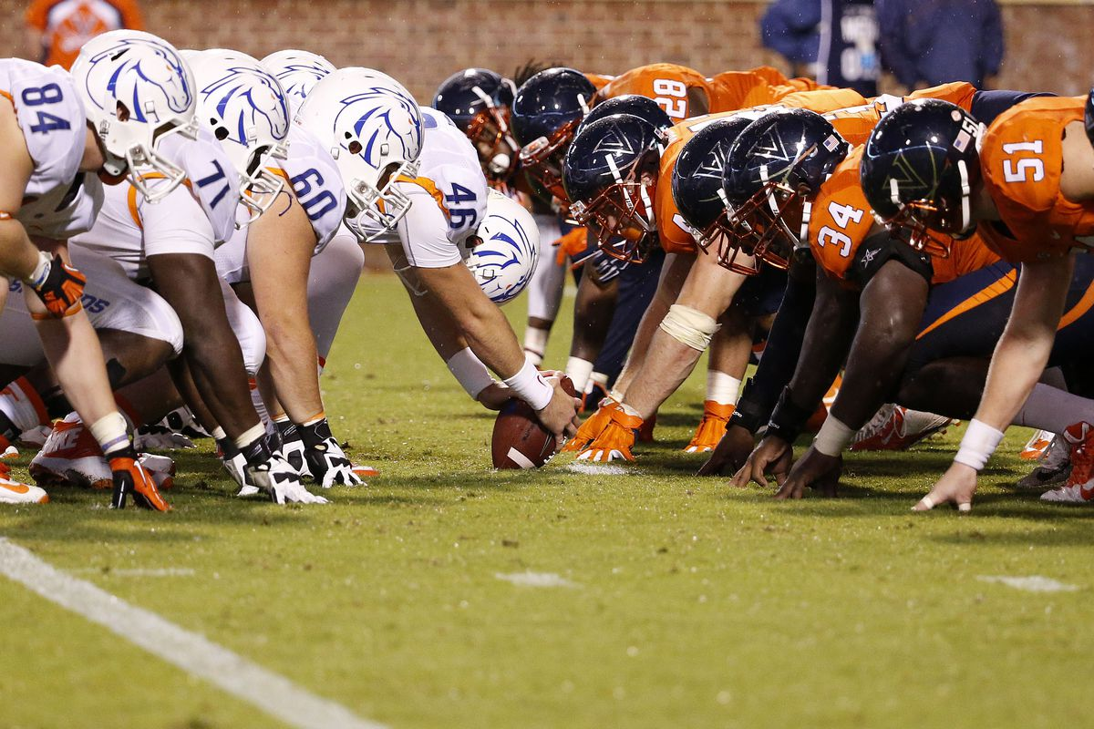 Uva Football Struggling Statistically On Both Sides Of The Ball