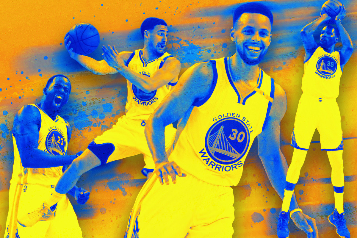 the warriors are beautiful chaotic and terrible for the future