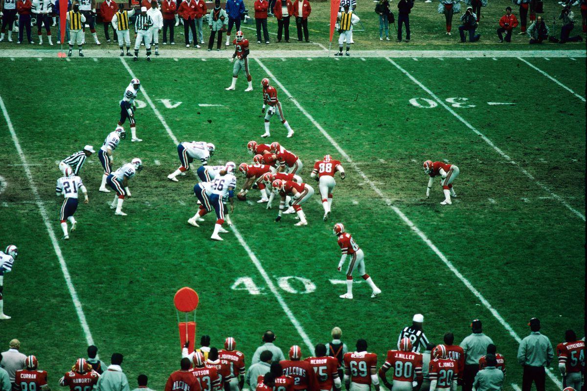 Buffalos Bills v Atlanta Falcons