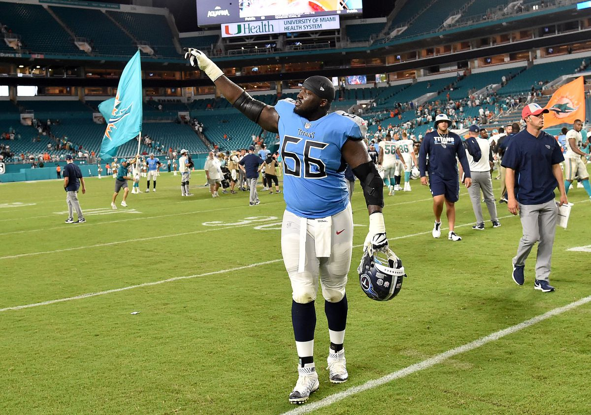NFL: Tennessee Titans at Miami Dolphins