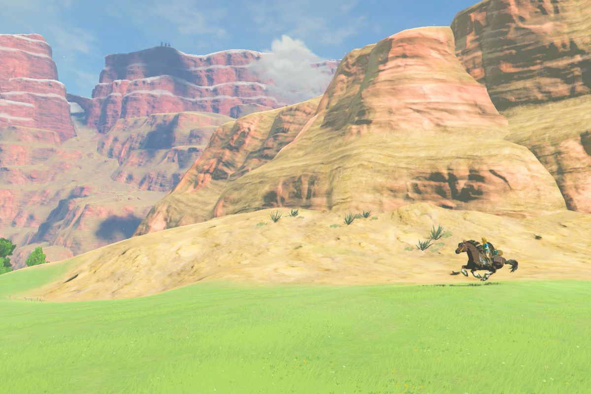 Fan made breath of the wild interactive map aims to be the games nintendo epdnintendo gumiabroncs Images