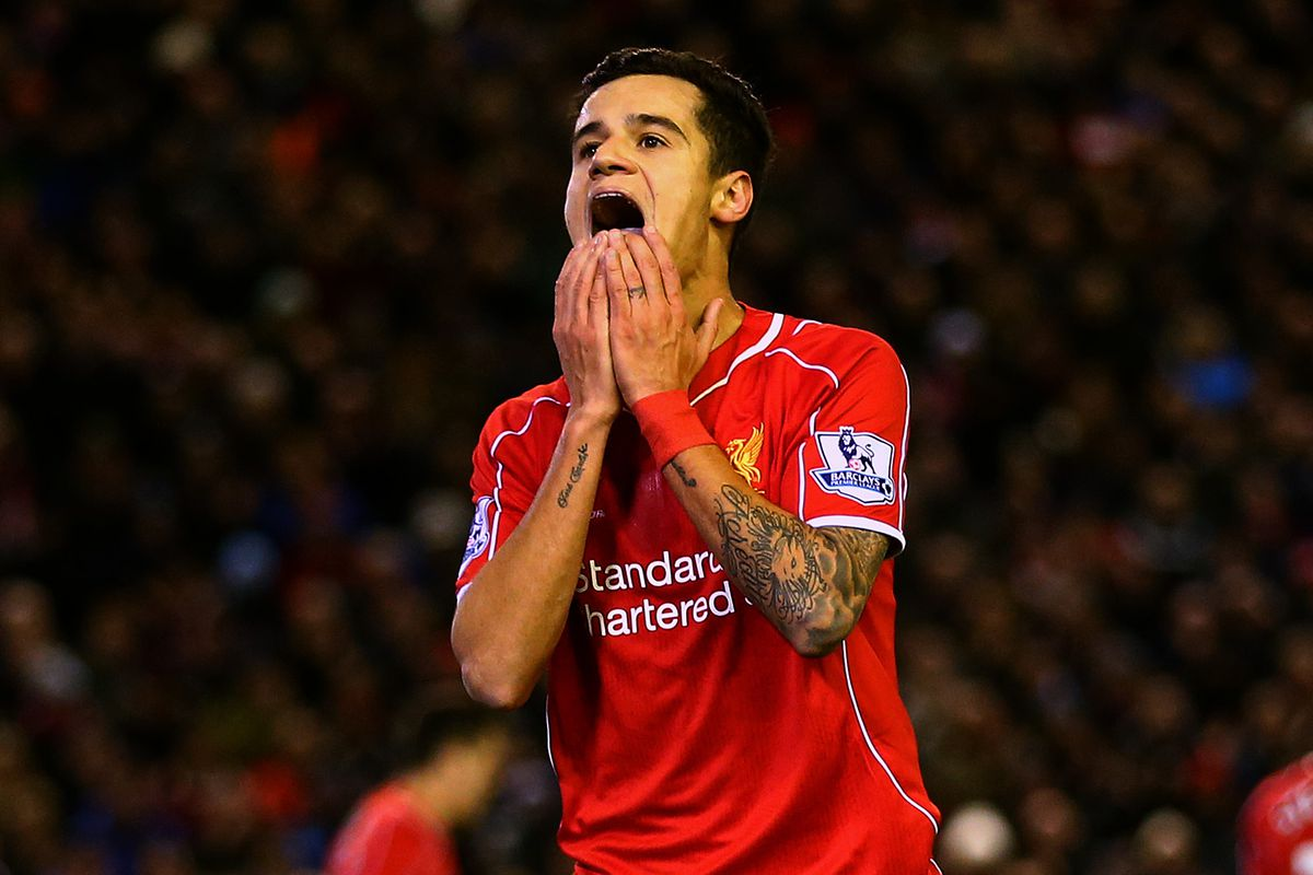 Coutinho's finding the top four particularly difficult to predict.