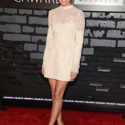 Allison Williams just flat-out refused to dress crazy.