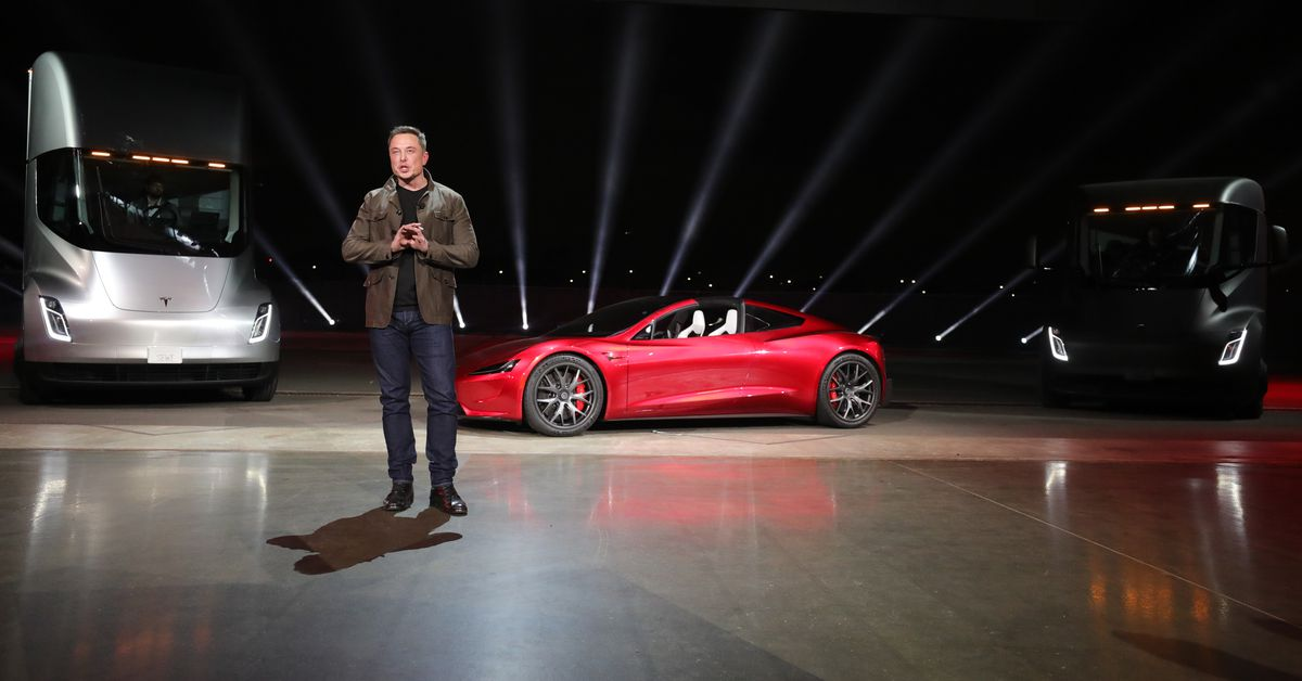 Forget the Roadster and the Semi  Teslas fate still hinges on the Model 3