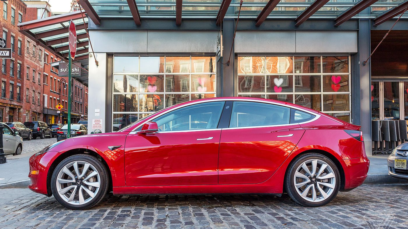 Teslas Promised 35000 Model 3 Is Finally Here The Verge
