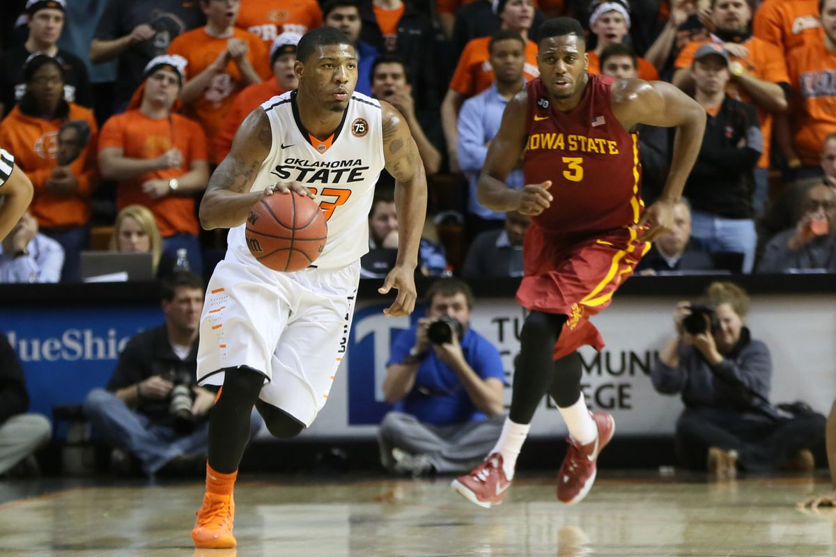 Marcus Smart should be one of the top ten players taken Thursday.