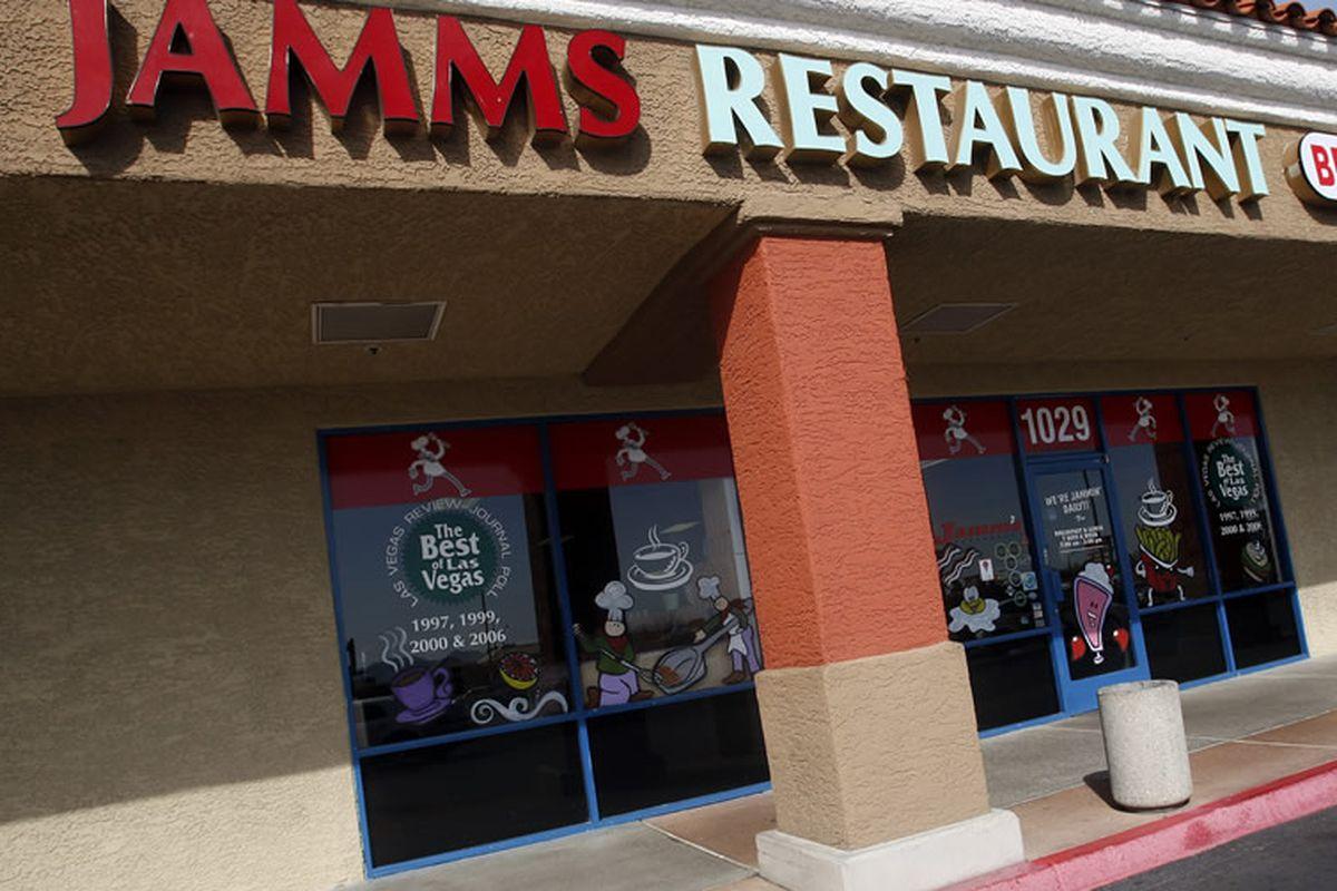 Jamms Restaurant