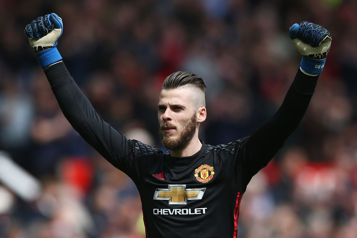 2016 17 Player Report Cards David de Gea The Busby Babe