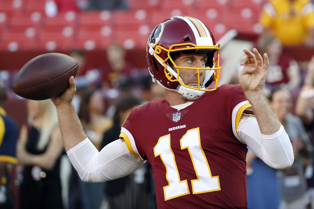 new concept 014a1 19dc8 Bleacher Report: Can the Washington Redskins replace Alex ...