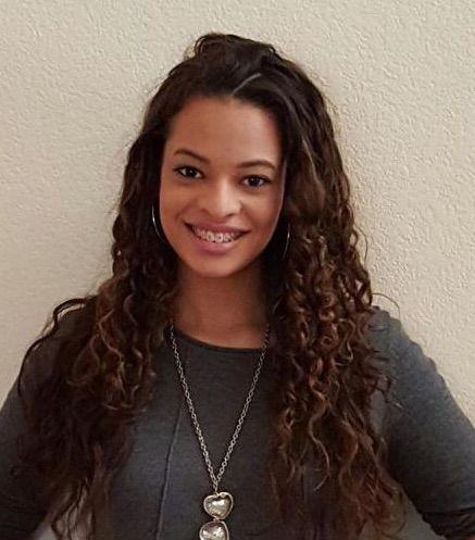 Mariah Clute, a junior at Grandview High School in the Cherry Creek School District.