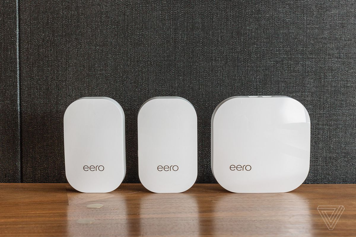 Image result for Amazon buying home router start-up, Eero