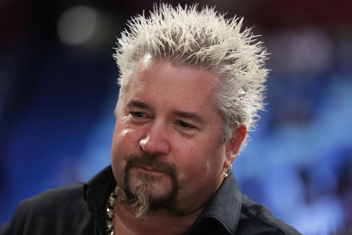 Guy Fieri Doesn't Love All the Dishes on 'Diners, Drive-Ins
