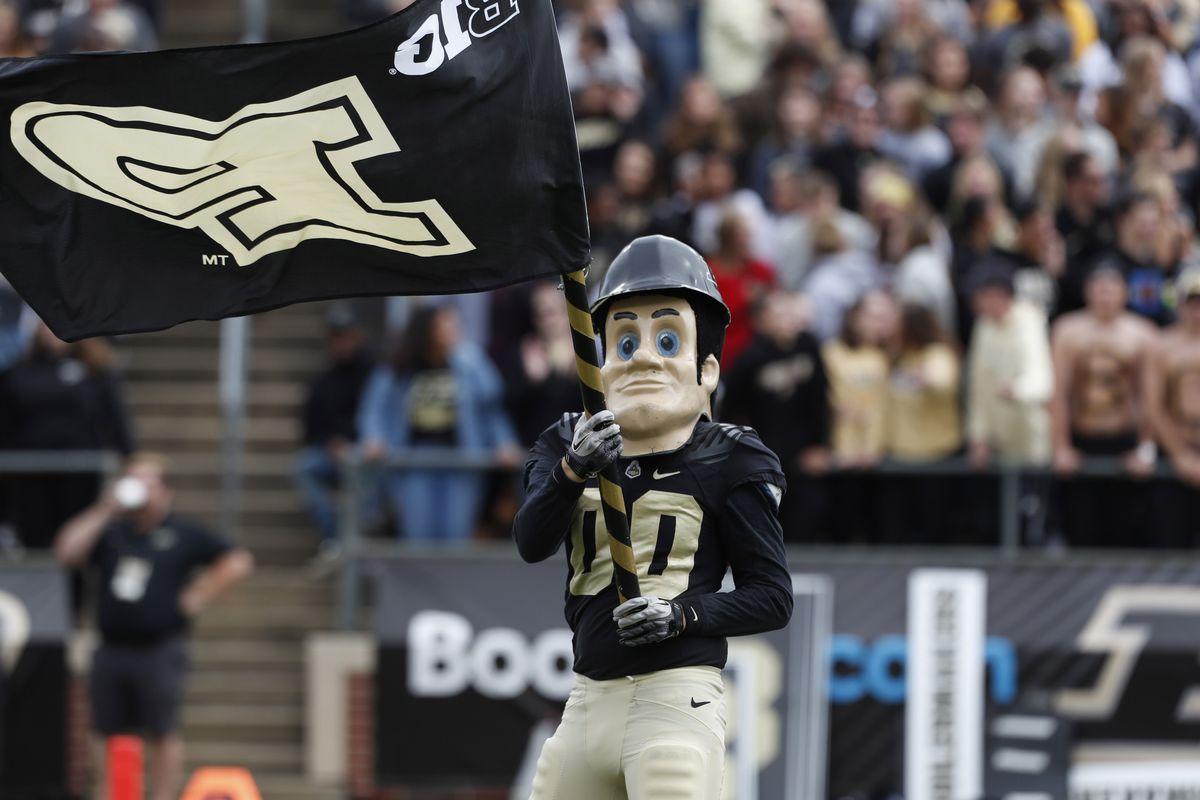 NCAA Football: Boston College at Purdue