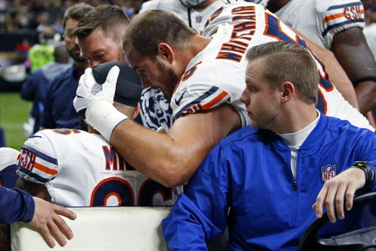 'Halas Intrigue' Episode 33: Bears hit rock bottom in loss to Saints