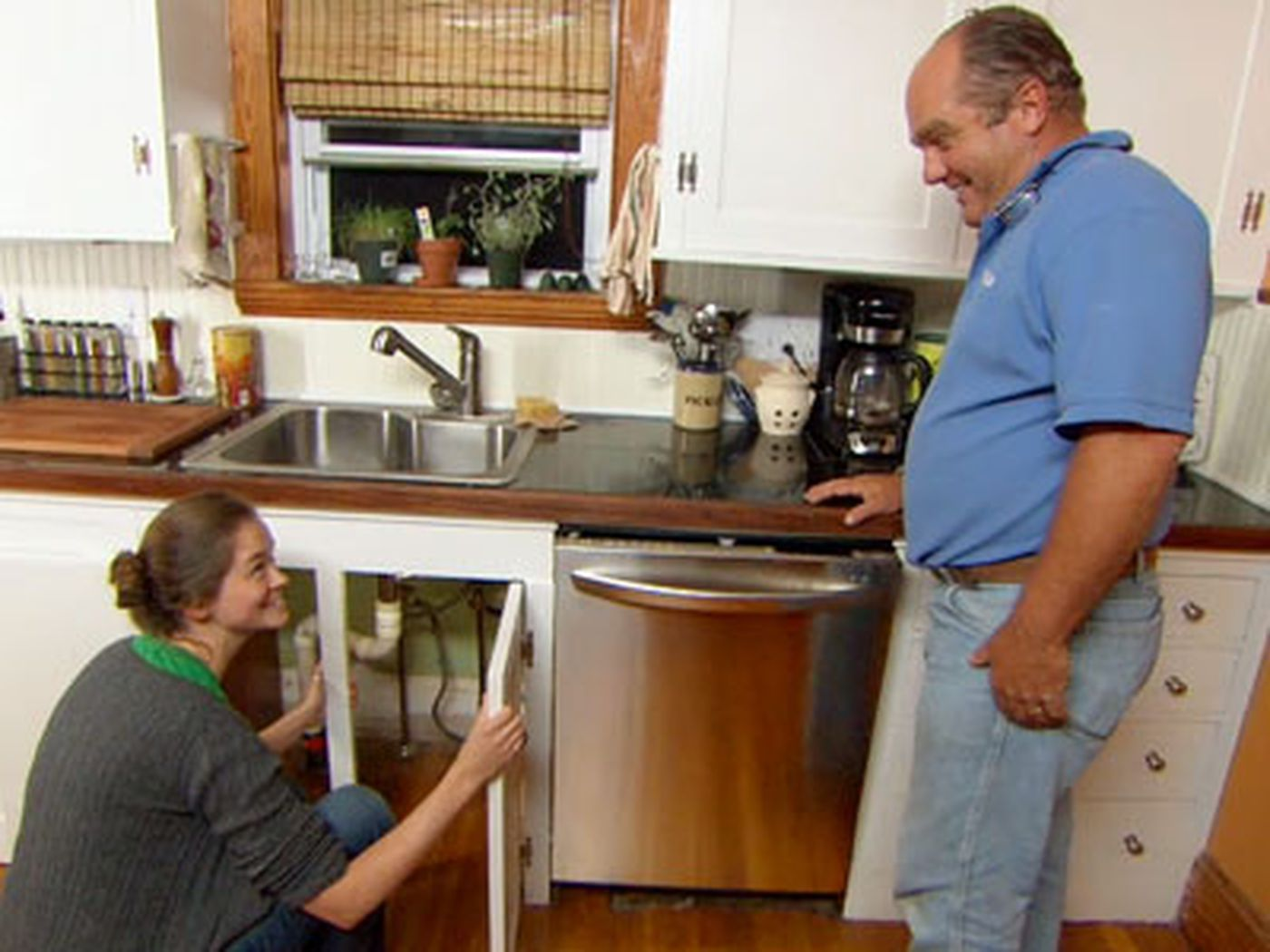 How To Install A New Dishwasher To A Kitchen This Old House