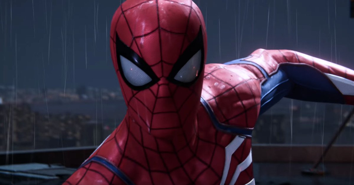 Spider-Man for PS4 shows off its open-world web-swinging in new trailers