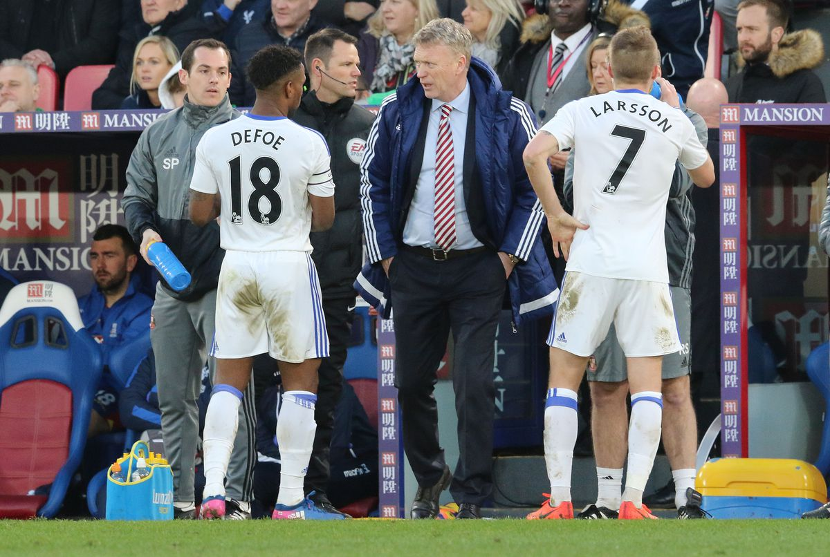 Crystal Palace v Sunderland - Premier League