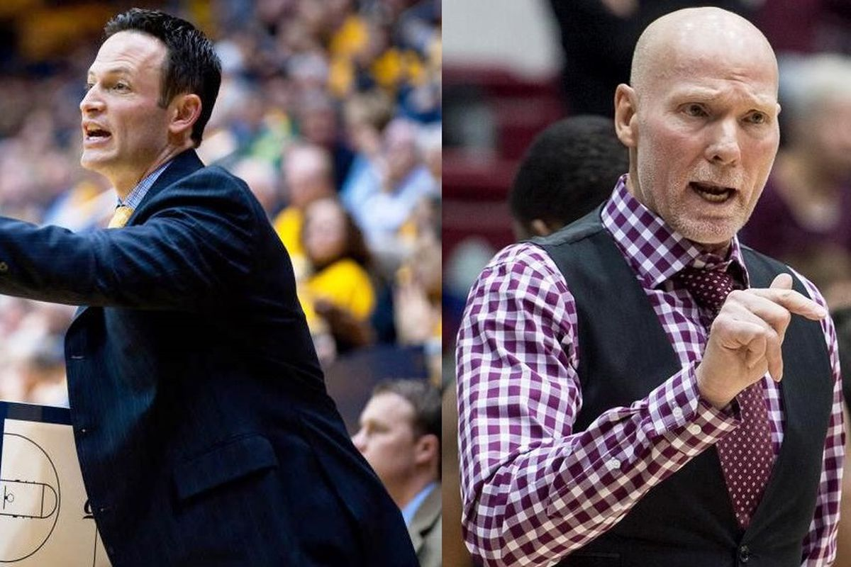 Kerry Rupp, r., was Wayne Tinkle's first hire, but Gregg Gottlieb, l., gets the most attention.