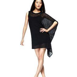 "<a href=""http://www.macys.com/campaign/social?campaign_id=298&channel_id=1&cm_mmc=VanityUrl-_-fashionstar-_-n-_-n"">Asymmetrical Jersey Tunic by Lizzie Parker</a>, $79.00 at Macy's"