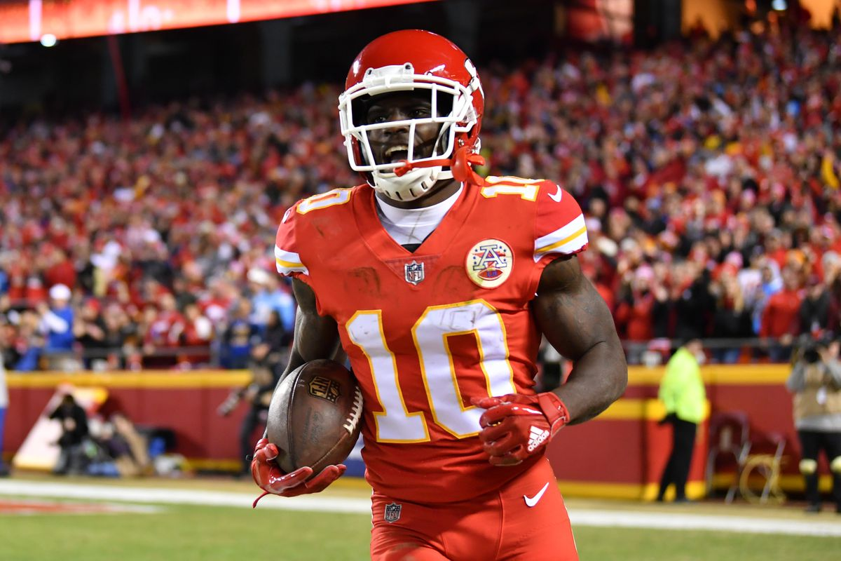 newest 1b5aa 13b5f NFL, Chiefs in holding pattern when it comes to Tyreek Hill ...
