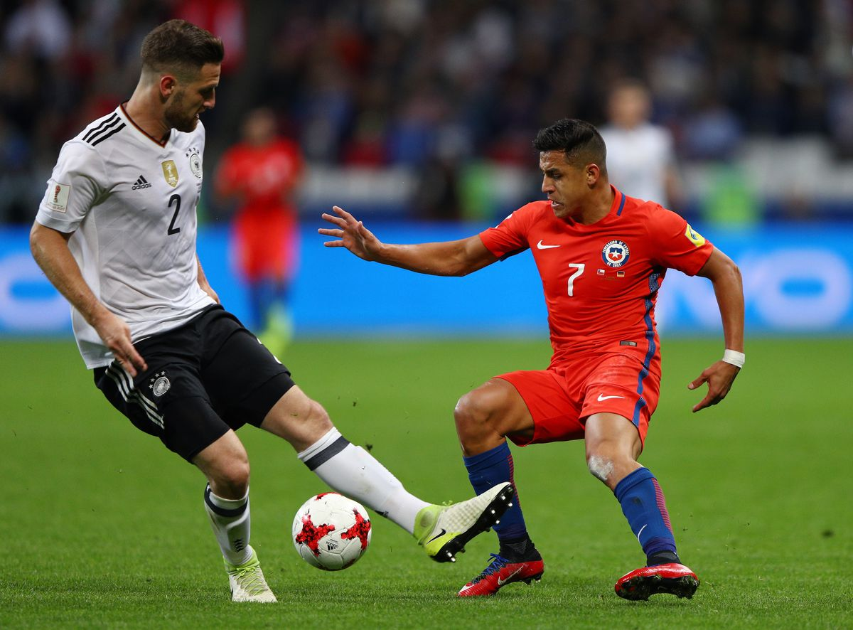 Germany v Chile: Group B - FIFA Confederations Cup Russia 2017