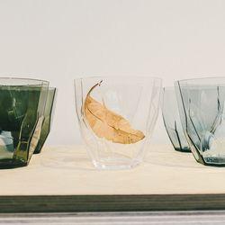 Handmade Japanese glasses, $40
