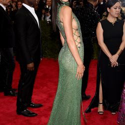 Kendall Jenner at the Met Gala in 2015.
