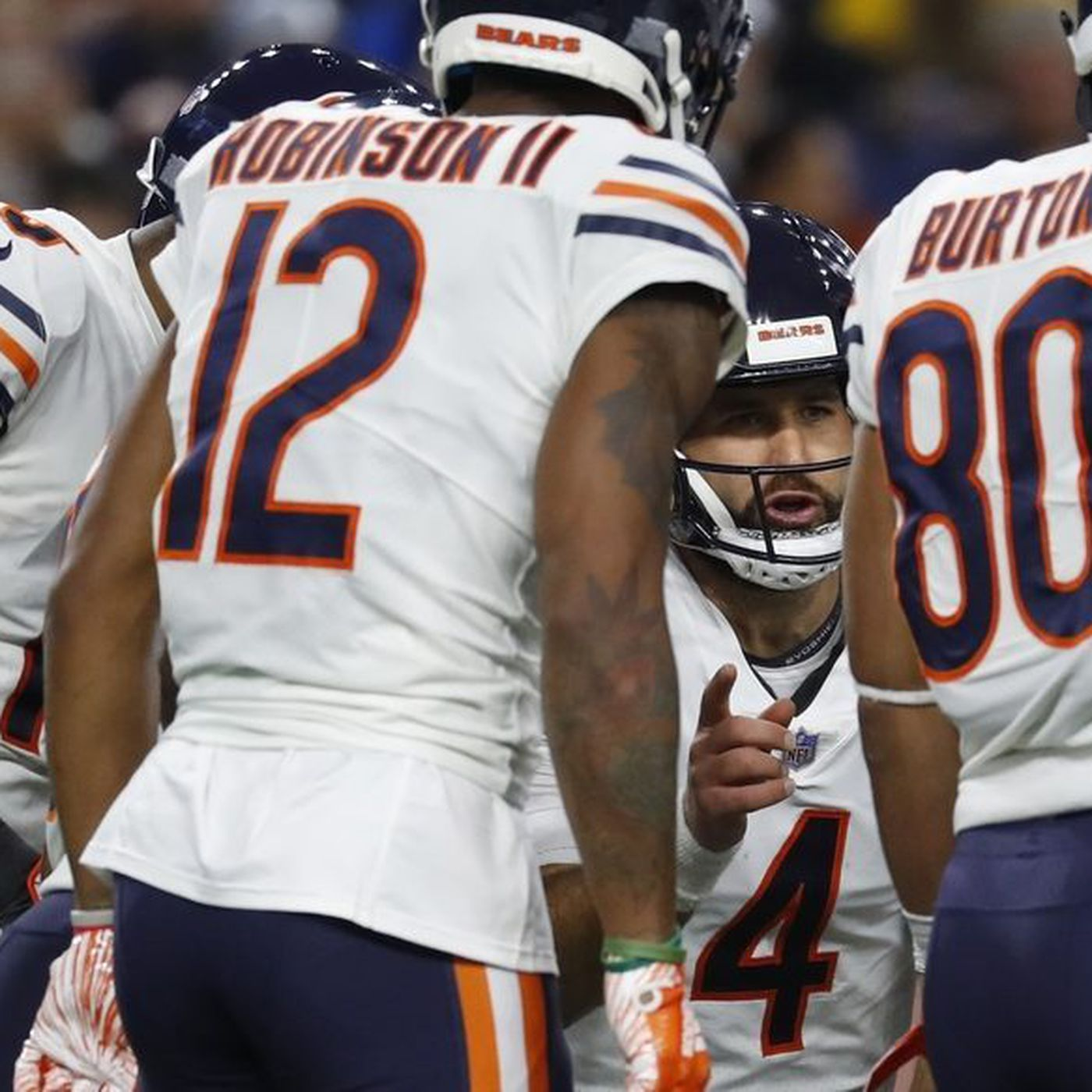 best service 2db31 00f3d No Mitch Trubisky is no problem for the Bears - Chicago Sun ...